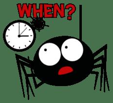 Khanom the Spider sticker #4058163