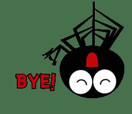 Khanom the Spider sticker #4058164