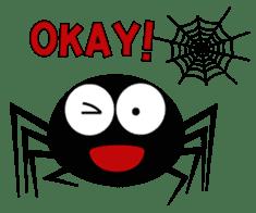 Khanom the Spider sticker #4058167