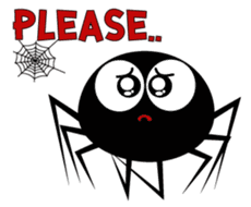 Khanom the Spider sticker #4058169
