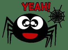Khanom the Spider sticker #4058170