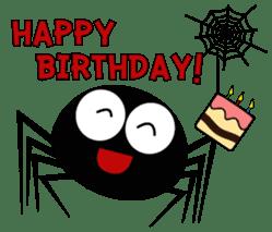 Khanom the Spider sticker #4058172