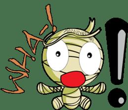 The Mummy - (EN) sticker #4081964