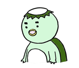 Kappa Chan sticker #4082905