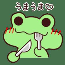 Croak Keron sticker #4088740