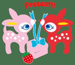 PuchiBabie&Strawberry Part 2 sticker #4101000