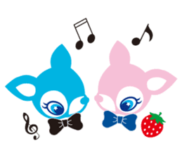 PuchiBabie&Strawberry Part 2 sticker #4101001