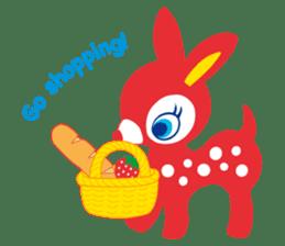 PuchiBabie&Strawberry Part 2 sticker #4101002