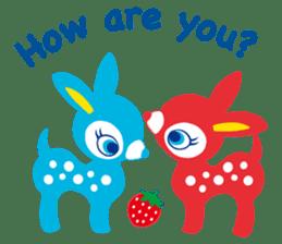 PuchiBabie&Strawberry Part 2 sticker #4101003