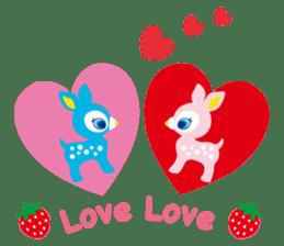 PuchiBabie&Strawberry Part 2 sticker #4101005