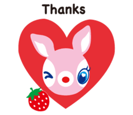 PuchiBabie&Strawberry Part 2 sticker #4101007