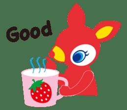 PuchiBabie&Strawberry Part 2 sticker #4101008