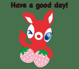 PuchiBabie&Strawberry Part 2 sticker #4101009