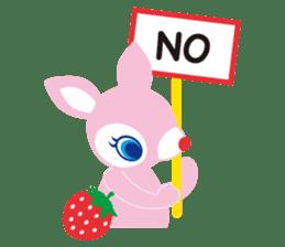 PuchiBabie&Strawberry Part 2 sticker #4101010