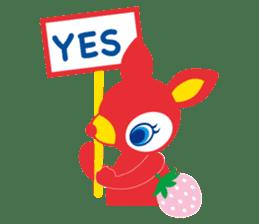 PuchiBabie&Strawberry Part 2 sticker #4101011