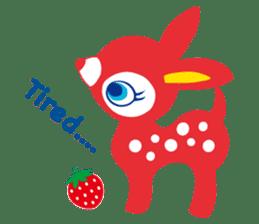 PuchiBabie&Strawberry Part 2 sticker #4101012