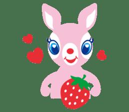 PuchiBabie&Strawberry Part 2 sticker #4101013