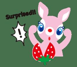 PuchiBabie&Strawberry Part 2 sticker #4101015
