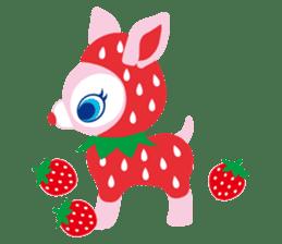 PuchiBabie&Strawberry Part 2 sticker #4101017