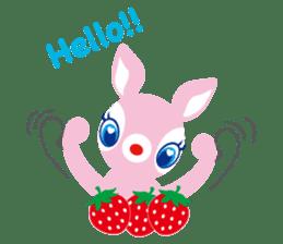 PuchiBabie&Strawberry Part 2 sticker #4101019