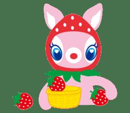 PuchiBabie&Strawberry Part 2 sticker #4101020