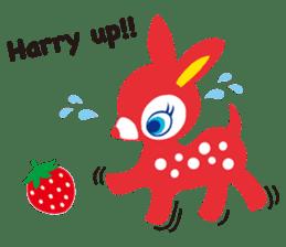 PuchiBabie&Strawberry Part 2 sticker #4101022
