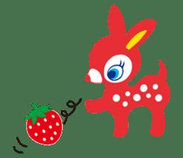 PuchiBabie&Strawberry Part 2 sticker #4101027