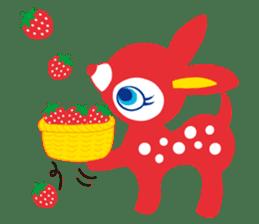 PuchiBabie&Strawberry Part 2 sticker #4101031
