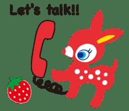 PuchiBabie&Strawberry Part 2 sticker #4101034