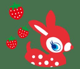 PuchiBabie&Strawberry Part 2 sticker #4101036