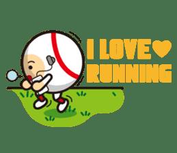 LIFE WITH BASEBALL vol.2 sticker #4101123
