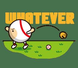 LIFE WITH BASEBALL vol.2 sticker #4101146