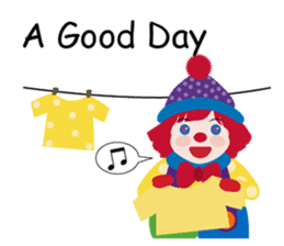 Gymboree Play & Music Japan Stickers sticker #4118035