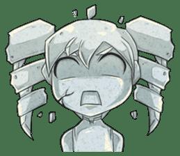 Lily & Marigold (Part Facial Expression) sticker #4127509