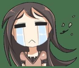 Lily & Marigold (Part Facial Expression) sticker #4127527