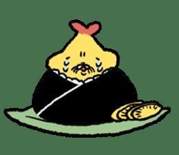Tempura Ninja & Samurai Vol.3 sticker #4127658