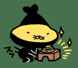Tempura Ninja & Samurai Vol.3 sticker #4127664