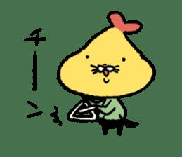 Tempura Ninja & Samurai Vol.3 sticker #4127667