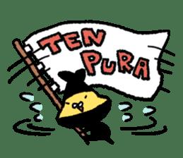 Tempura Ninja & Samurai Vol.3 sticker #4127676