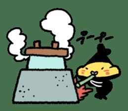 Tempura Ninja & Samurai Vol.3 sticker #4127685