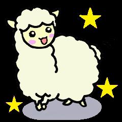 Fluffy... alpaca