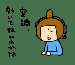 call center DX sticker #4129799