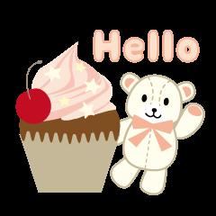 Everyday Teddy Bear(English)