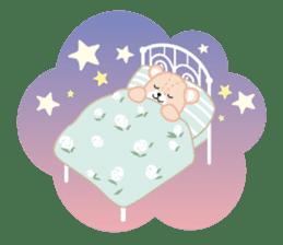Everyday Teddy Bear(English) sticker #4136650