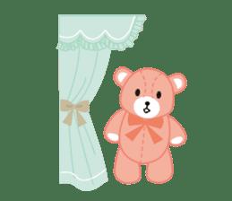 Everyday Teddy Bear(English) sticker #4136671