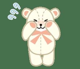 Everyday Teddy Bear(English) sticker #4136681