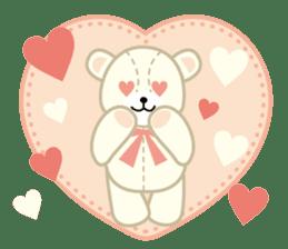 Everyday Teddy Bear(English) sticker #4136682