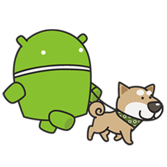 Droid stickers