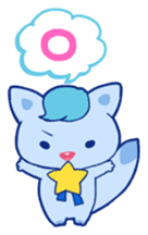 magical girl Sticker sticker #4141456