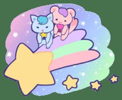 magical girl Sticker sticker #4141485